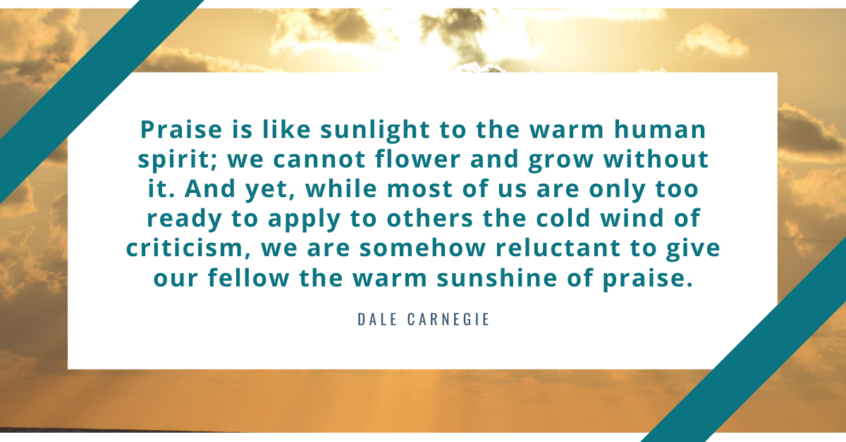Leading with Emotional Intelligence Quote #1: Dale Carnegie