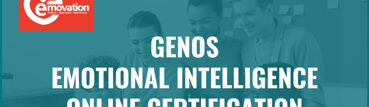 GENOS Emotional Intelligence Certification Philippines 2020