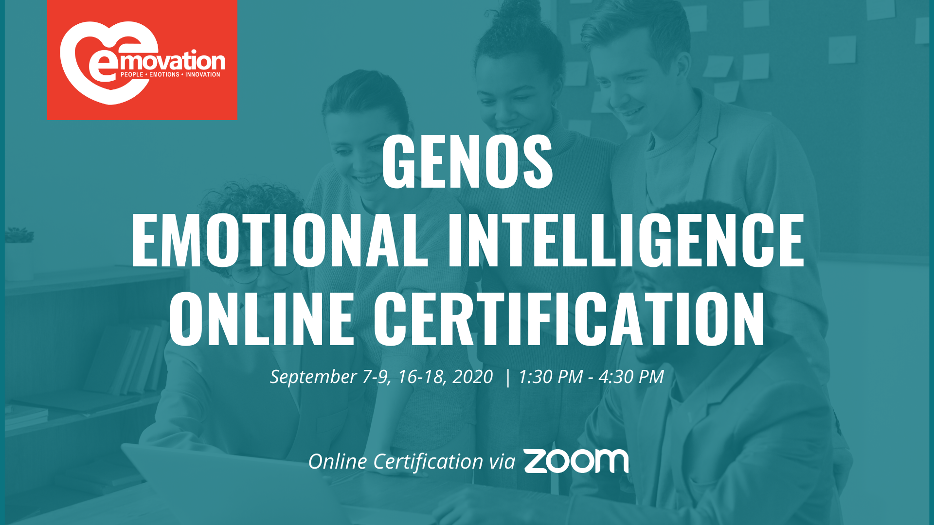 Genos Emotional Intelligence Certification