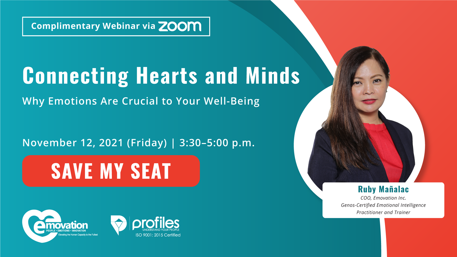Connecting Hearts and Minds Webinar